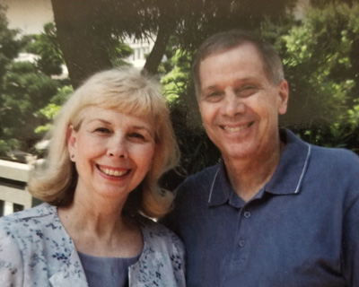Dave and Peggy Pardini